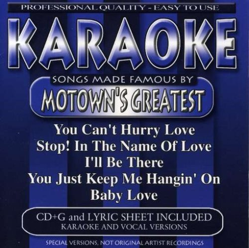 The 8 best karaoke cds with words