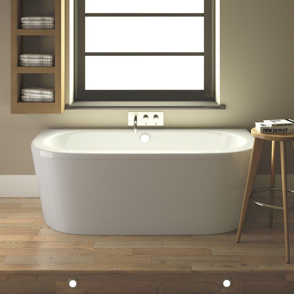 baignoire ilot agata cool agata baignoire lot monobloc. Black Bedroom Furniture Sets. Home Design Ideas