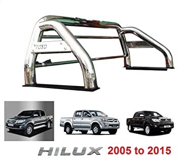 Stainless Steel Sports Accessories Roll Bar 76mm