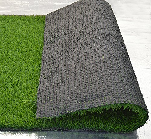 Synturfmats premium indoor outdoor green artificial grass for Indoor outdoor carpet green