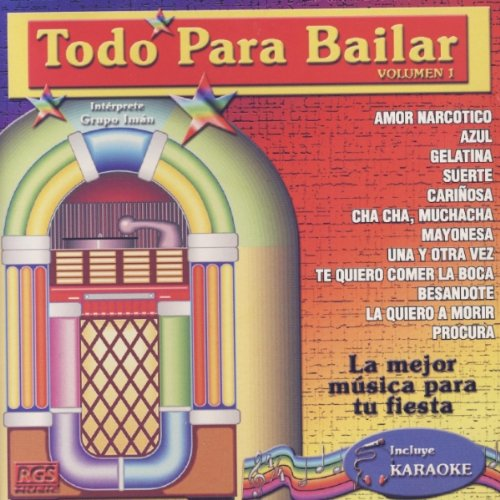 grupo iman from the album todo para bailar vol 1 january 2 2001 be the