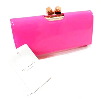 Ted Baker - Monedero rosa 53 MID PINK 190mm x 100mm: Amazon ...