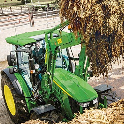 Tractor Diecast John Deere (John Deere 1/16 5125R Tractor with Loader)