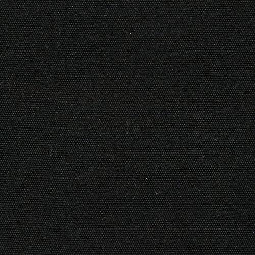 Carr Textile 8.5 oz Brushed Canvas Fabric, - Duck Canvas Black