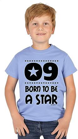 Jungen 9 Geburtstag Kinder T Shirt Kindergeburtstag