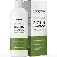 Biotin Shampoo for Thinning Hair Care - Biotin Hair Shampoo for Damaged Hair and Nourishing Hair Moisturizer for Dry…