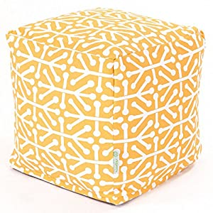Indoor/Outdoor Aruba Small Cube from Majestic Home Goods