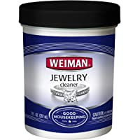 Weiman Jewelry Cleaner Liquid for Jewelry and Precious Stones