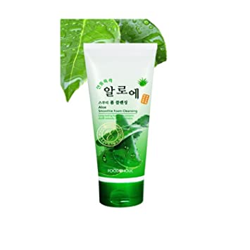 Amazon.com: Aloe Nature Essence Smoothie Foam Cleansing Wash Off Waste Cleanser: Beauty