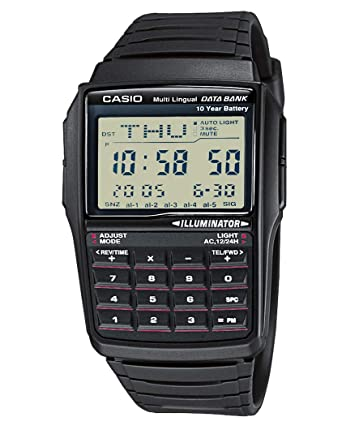 48792f927b1 Amazon.com  Casio Collection DBC-32-1AES Digital Watch for Men With ...