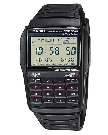 9d07fa581f54 Casio Reloj de Pulsera DBC-32-1AES  Amazon.es  Relojes