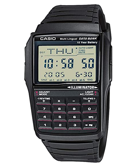 Amazon.com: Casio Collection Reloj digital para hombres con ...