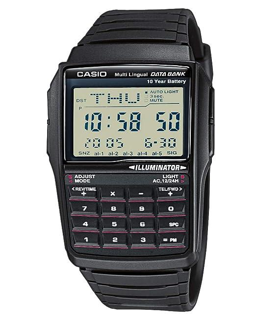 Amazon.com: Casio Collection Reloj digital para hombres con ...
