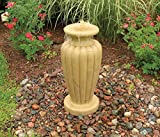 Aquascape Classic Greek Urn Fountain Kit, X-Large, Crushed Coral