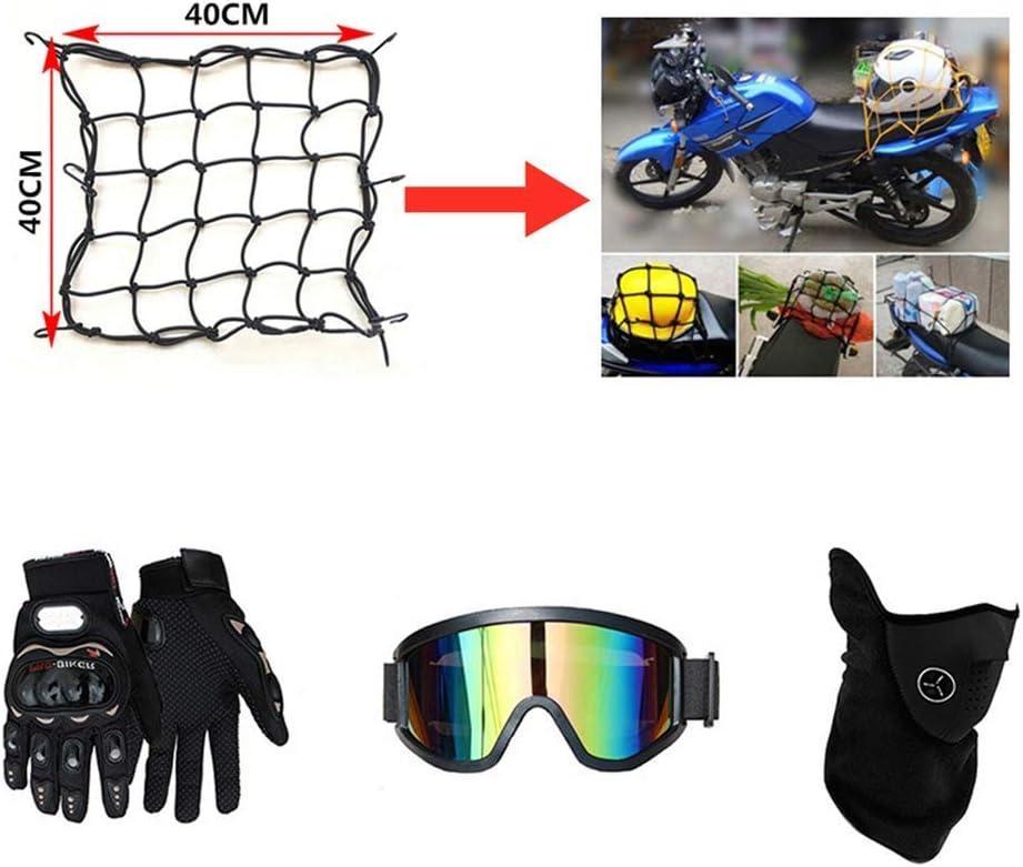 Gro/ß Jugend Quad Crash-DH Full Face Off Road Downhill Dirt Bike MX ATV Motorradhelm f/ür Jungen-M/ädchen HELMETS-SHOP Motocross Kinder Kinderhelme