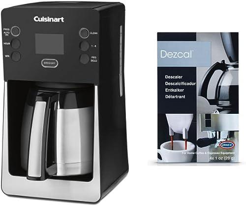 Cuisinart DCC-2900 Perfectemp 12-cup Thermal Programmable Coffeemaker Bundle