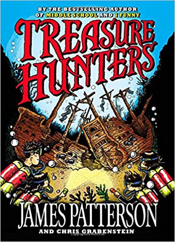 Image result for treasure hunters by james patterson