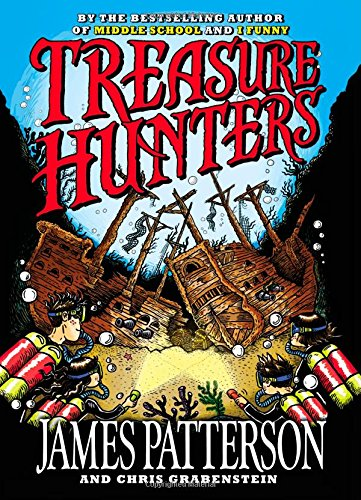 Treasure Hunters James Patterson