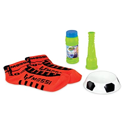 Foot Bubbles - Leo Messi Footbubbles Kit: Toys & Games