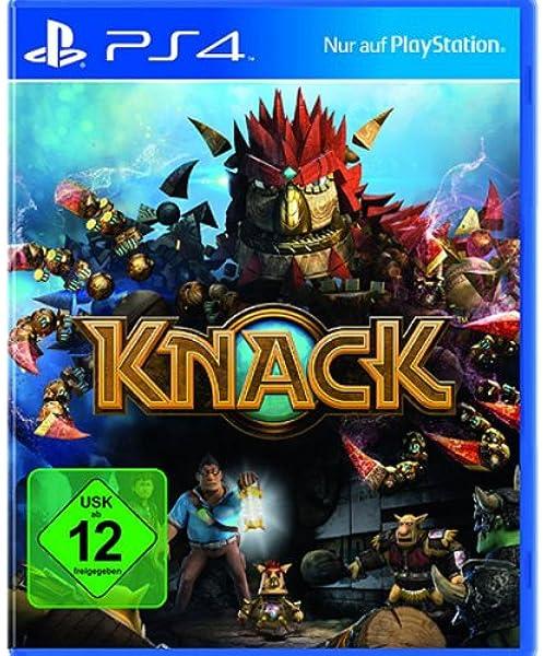 Sony Knack, PS4 - Juego (PS4, PlayStation 4, Plataforma, E10 + ...