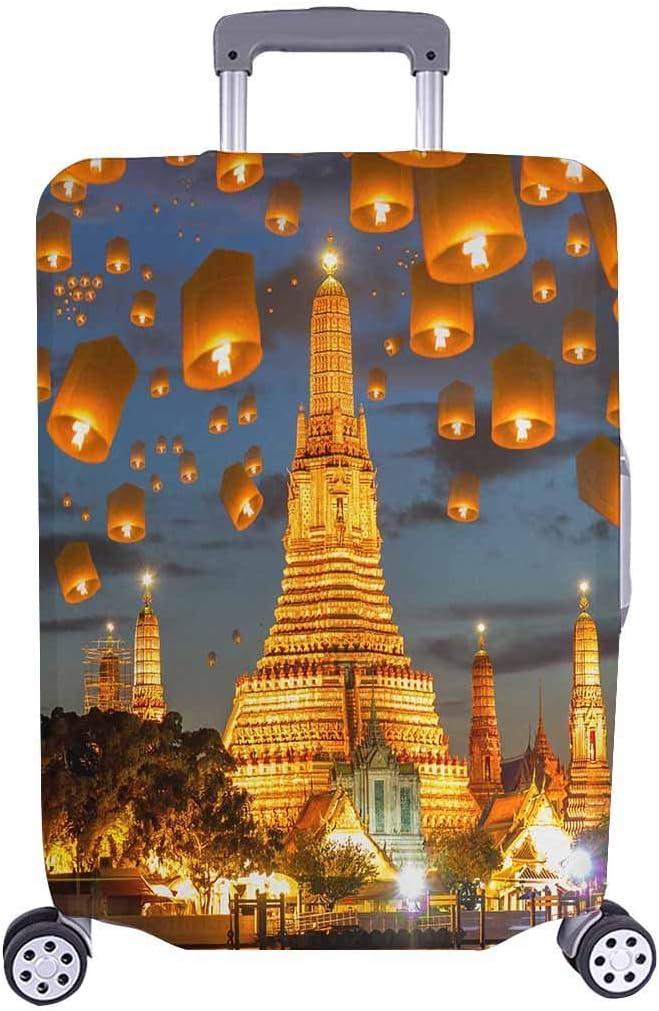 Enfriar Tailandia, la lámpara Flotante, los viajeros Elección de Equipaje de Viaje con Ruedas giratorias Maleta de Equipaje de 24 Pulgadas