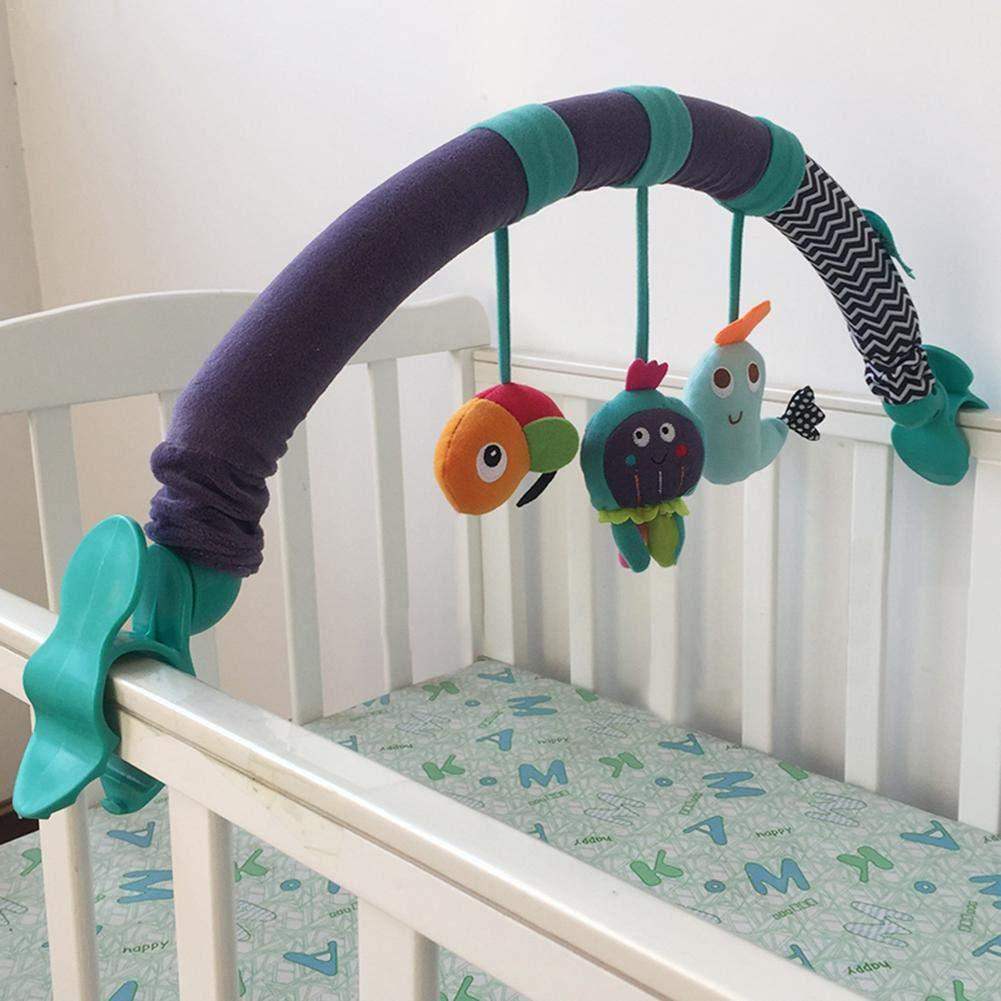 Mississ Arch Pendant Giocattoli a Forma di Animale Accessori per Passeggino per presepe Giocattolo per Appendere Culla