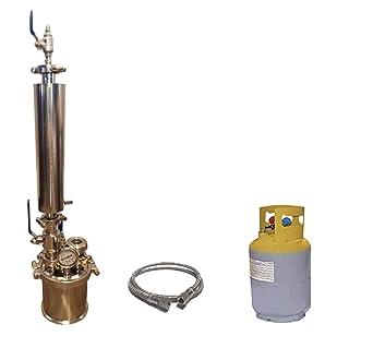 Amazon.com: Extractor de bucle cerrado con depósito de ...