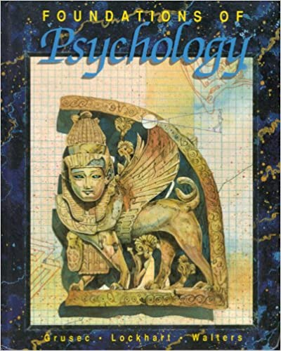 Kostenlose Online-Bücher zum kostenlosen Download Foundations of Psychology auf Deutsch MOBI 0773047522