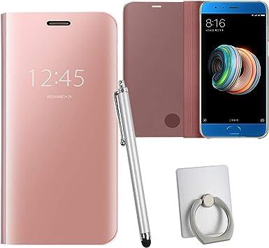 Guran® Mirror Efecto Espejo Funda para Xiaomi Redmi Note 3 / Note ...