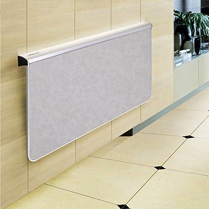 Soporte ajustable ventilado para portátil,Madera sólida Mesa sobre de cama ajustable para portátil Pared