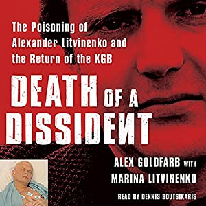 Death of a Dissident | Livre audio