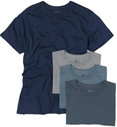 Homme Multicolore Multicolore Fruit of the Loom Large Multicolore T-shirt