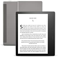 All-new Kindle Oasis - Now with adjustable warm light - 32 GB, Graphite - Free 4G LTE + Wi-Fi (International Version…