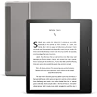 All-new Kindle Oasis - Now with adjustable warm light - 32 GB, Graphite - Free 4G LTE + Wi-Fi (International Version - Vodafone)