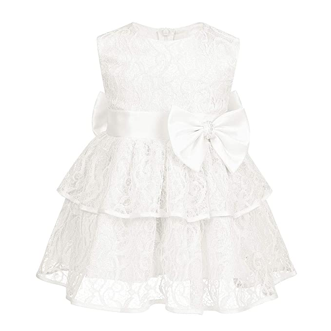 calidad real varios diseños elige lo último YOOJIA Vestido de Boda para Bebés Niñas (0-3 Años) Vestido ...