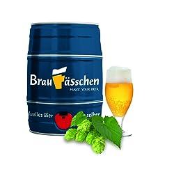 Braufässchen - Bierbrau Set - Bier selber brauen