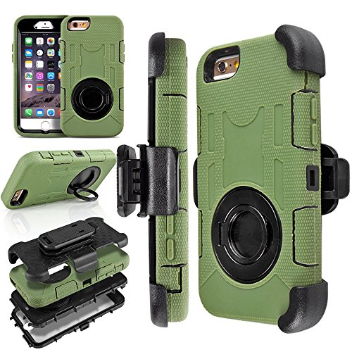 TNP iPhone Case Army Green