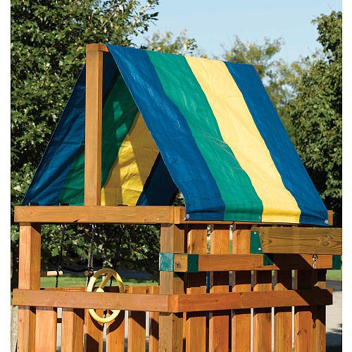 Swing N Slide Multi-colour Tarp Swing Set Accessory