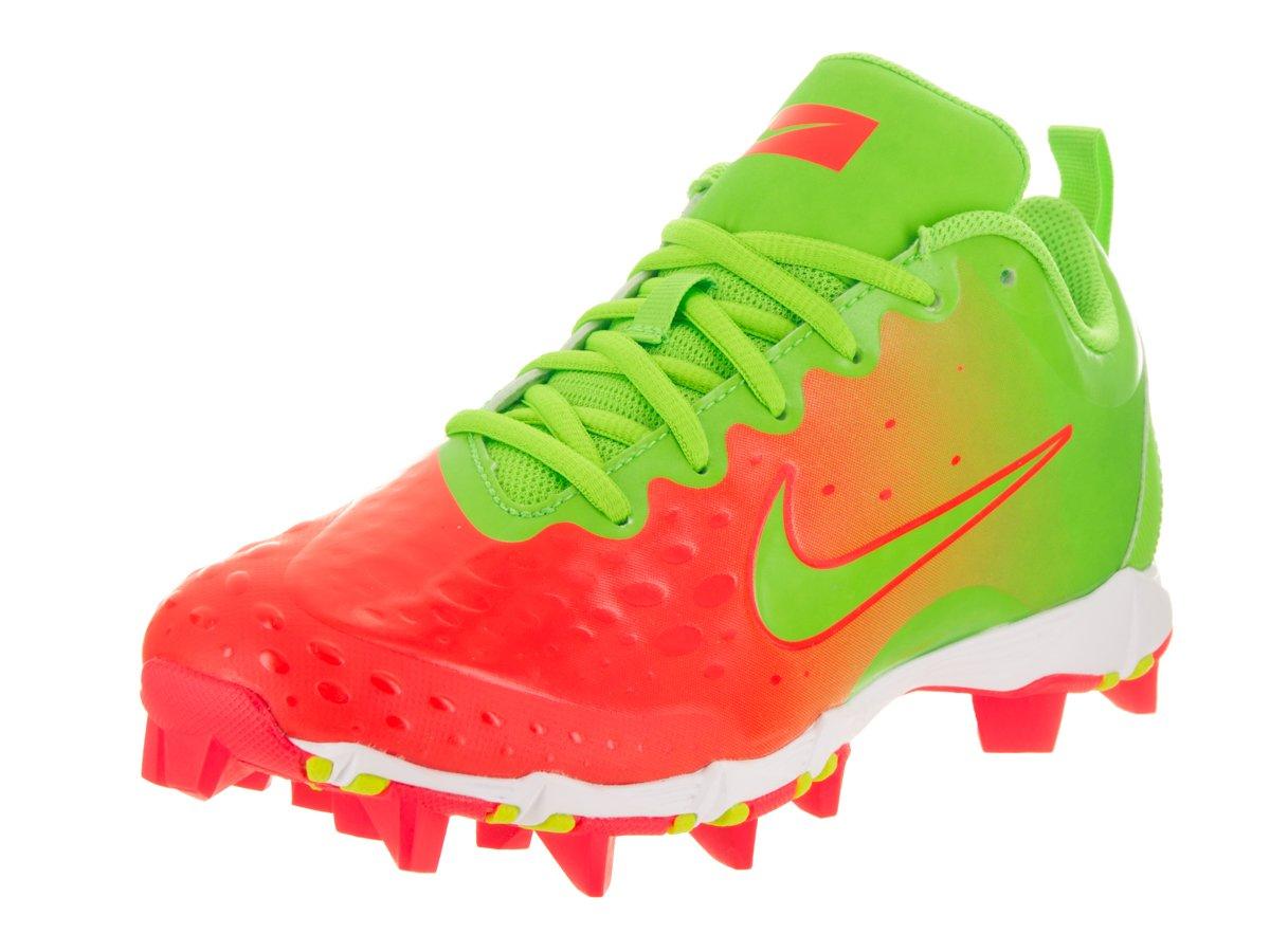 Nike Kids Hyperdiamond 2 Keystone GG Electric Green/Electric Green Cleated Shoe 5 Youth US