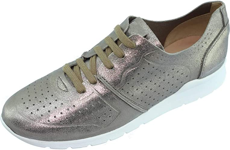 Tennis Snickers A Ediline Angelina® Chaussures Souple Lacet IYgf7vb6y