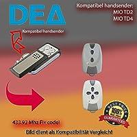 Emisor Manual 433.92MHz para DEA Mio TD2, DEA