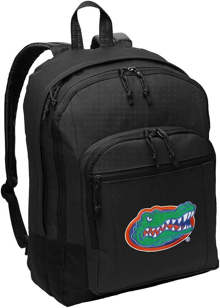 University of Florida Backpack CLASSIC STYLE Florida Gators Backpack Laptop Sleeve