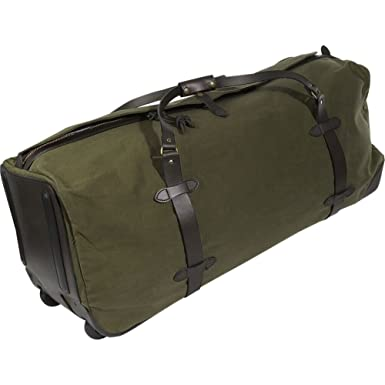 4029eceb258d Image Unavailable. Image not available for. Color  Filson Extra Large  34.5 quot  Wheeled Duffle ...