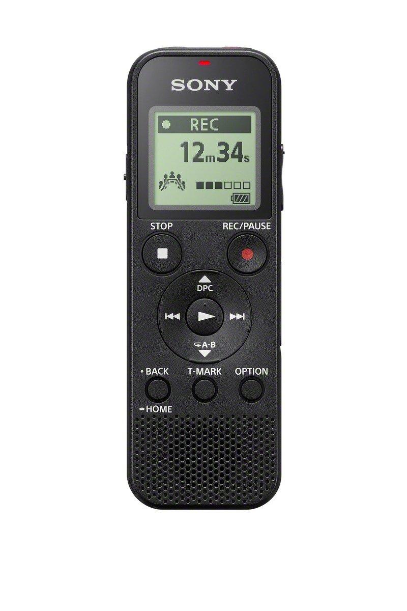 Sony ICD PX Grabadora de voz digital con GB USB y grabación