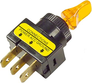Grote 82-1911 Toggle Switch