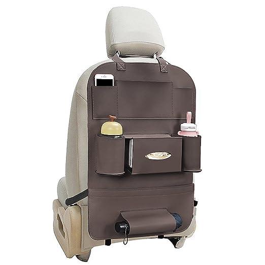 2 opinioni per Pushingbest Seggiolino Auto Organizer comoda borsa da viaggio multitasche Borsa
