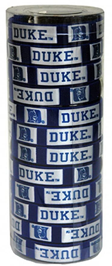 Amazon.com: NCAA Duke Blue Devils Espíritu pulsera: Sports ...