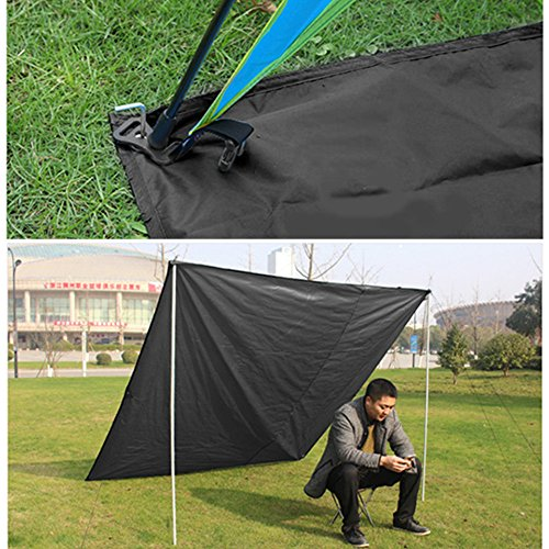 large A04 Groundsheet Portable Compact Waterproof large Camping Techcode Blanket Tarp Proof Picnic Lightweight Mat Beach Sand Tent Outdoor paTfwF