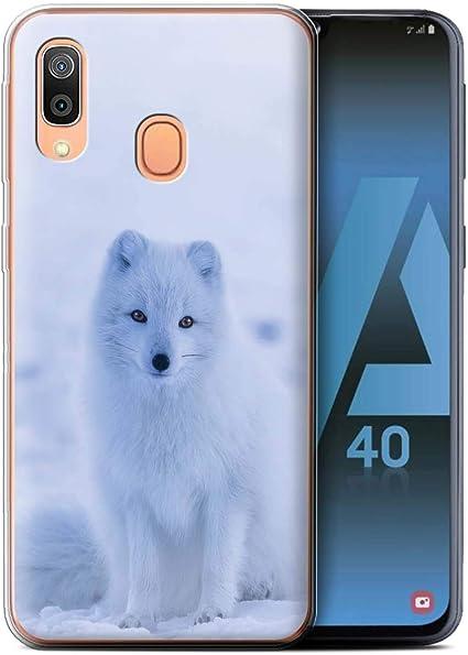 Coque pour Samsung Galaxy A40 2019 Photos Mignonnes Bébé Animal ...