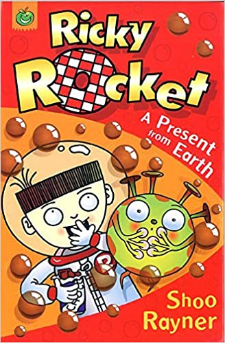A Present From Earth (Ricky Rocket): Amazon.es: Shoo Rayner ...